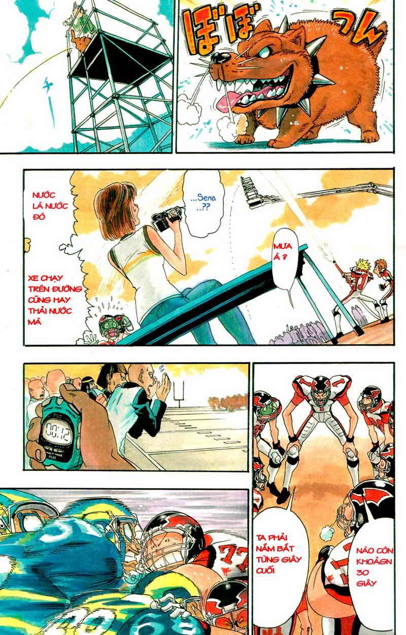 Eyeshield 21 chapter 49 trang 4