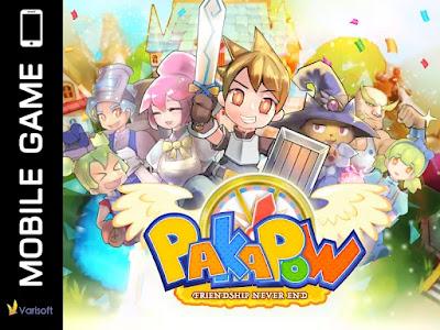 Pakapow: Friendship Never End (MOD, Unlimited Moves) APK Download