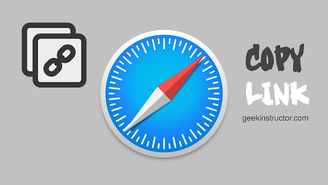 How to Copy Link from Safari Browser