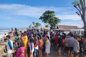 Pelajar Asal Pinrang Tenggelam Di Pantai Ujung Tape