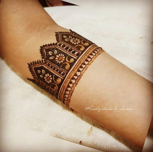 Kanda Mehndi Design - Mehndi Design