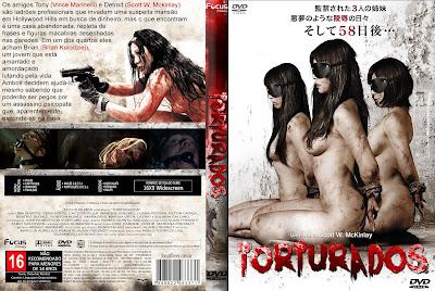 TORTURADOS (2006) DUAL AUDIO DVD-R OFICIAL