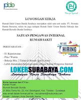 Lowongan Kerja di Rumah Sakit Umum Bunda Surabaya November 2019