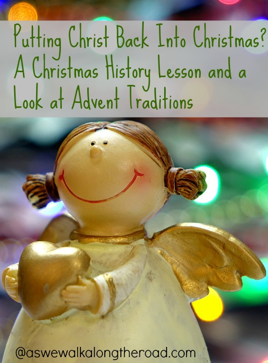 The history of Christmas and Advent traditions
