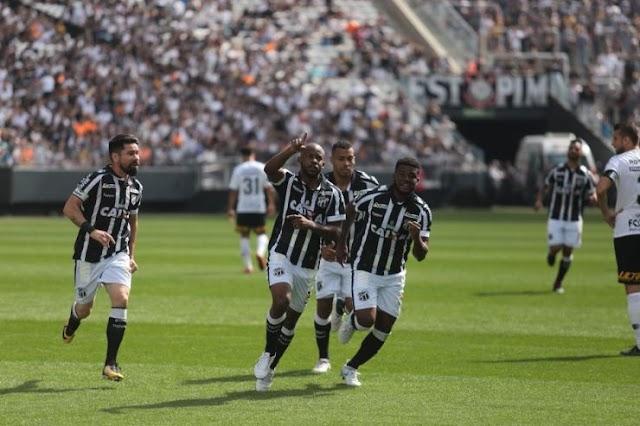 Corinthians 1 x 1 Ceará: Um ponto somado, um ponto a ser comemorado