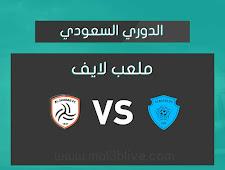 نتيجة مباراة الباطن والشباب اليوم الموافق 2021/04/10 في الدوري السعودي
