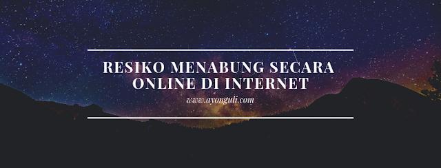 Resiko Menabung Secara Online di Internet