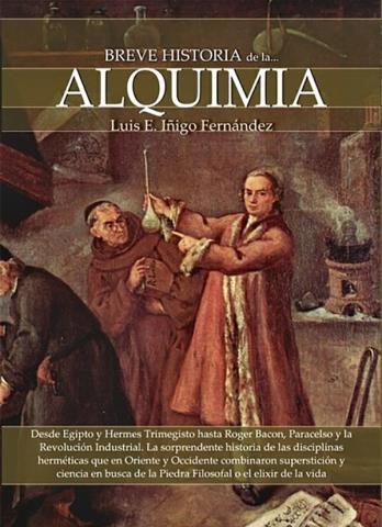 Breve historia de la Alquimia