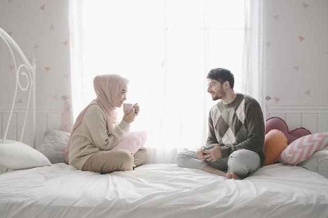 Kiat Agar Suami Semakin Disayang Oleh Istri