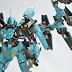 """Custom Build: 1/100 Graze Ritter """"Aegis"""" EB-06 RSX [Carta's Revenge]"""