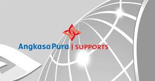 Info Lowongan Kerja Admin Angkasa Pura Supports PT Lulusan SMA Jakarta