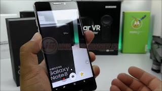 Kamera Belakang Note 8 HDC
