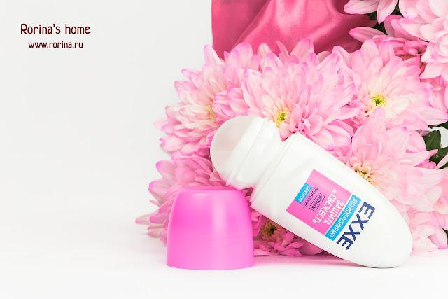 антиперспирант EXXE Sensitive «Защита и свежесть»: отзывы с фото