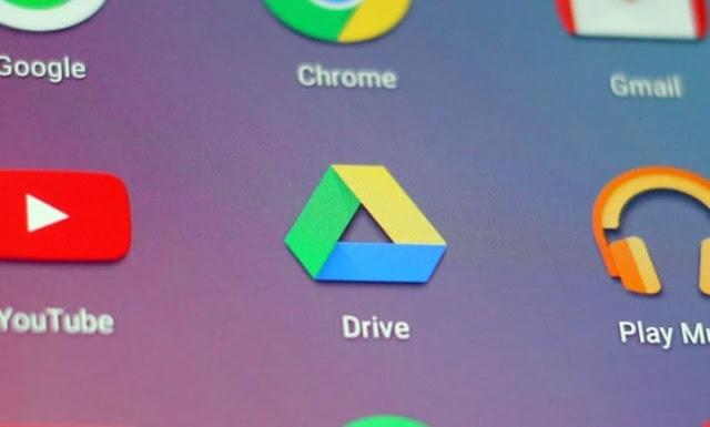جوجل تحدف ملفاتك ان تجاوزت سعة التخزين المطلوبة في gmail ، drive ،photo