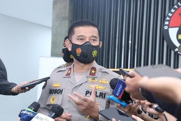 Polri Sebut Terduga Penembak FPI Tewas di Jalan Bukit Jaya, Warga: Nggak Ada Jalan Itu
