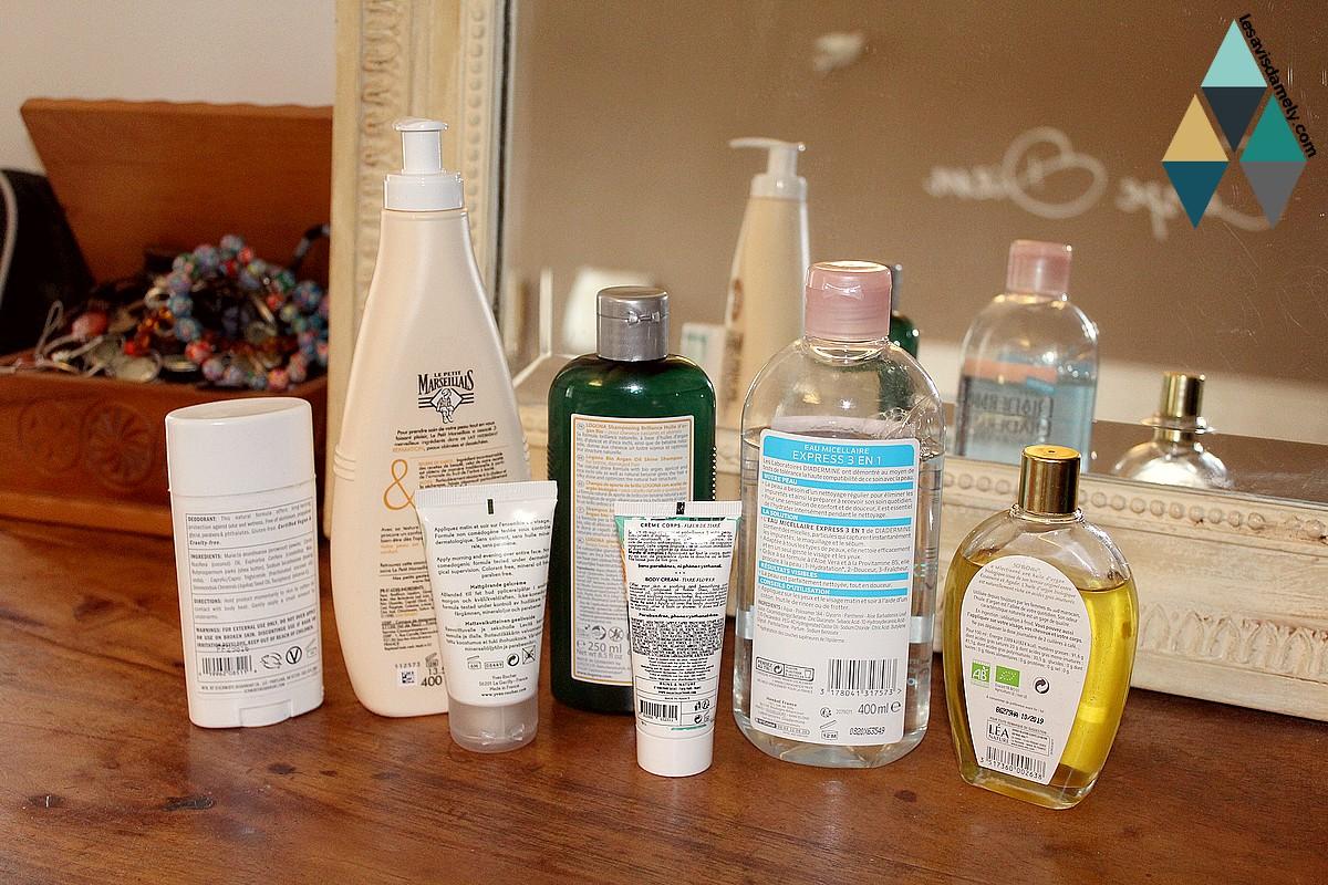 analyser et décrypter les étiquettes de cosmétiques