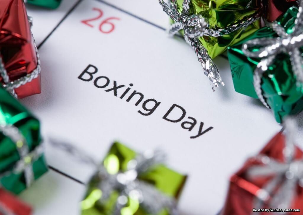 Apa Itu Boxing Day?