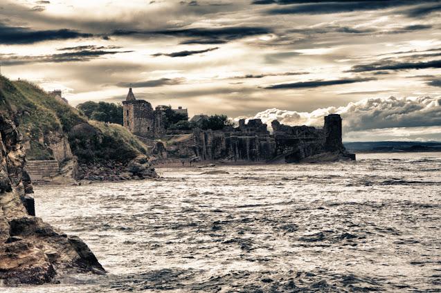 St Andrew's-castello