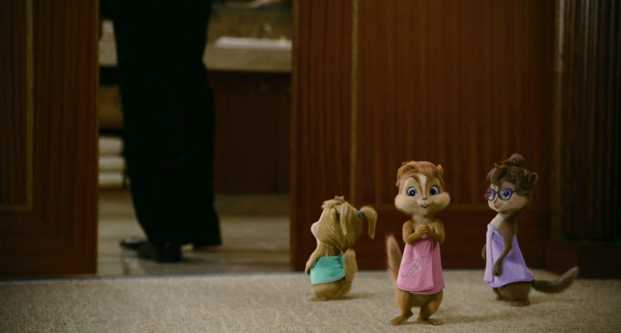 Alvin and The Chipmunks : Chip-Wrecked Pic