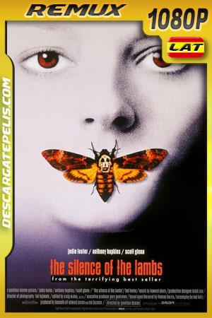 El silencio de los inocentes REMASTERED (1991) Remux 1080p Latino – Ingles