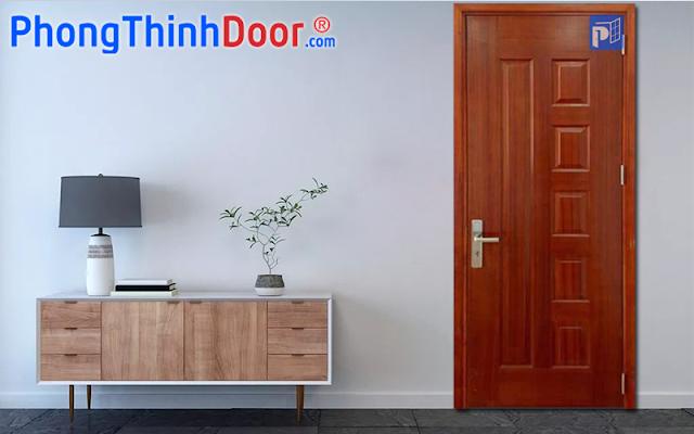 Cập nhật bảng giá cửa gỗ phòng ngủ mới nhất 2020 1