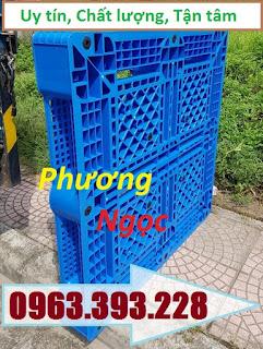 Pallet nhựa, pallet kê hàng, pallet nhựa giá rẻ, pallet nhựa nguyên sinh PL4
