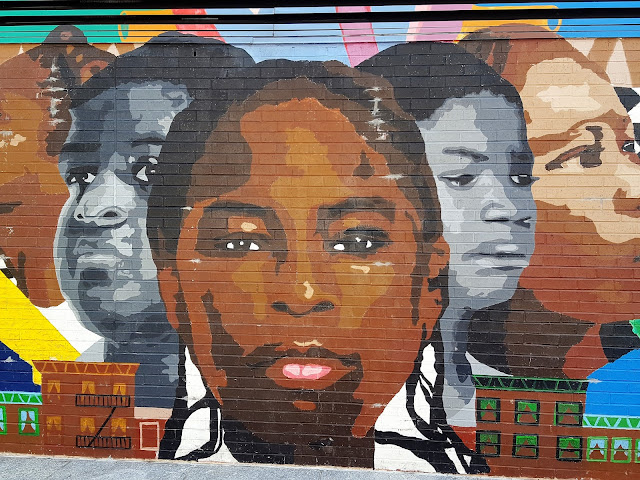 Street Art, Arte callejero, Harlem, New York, Manhattan, Elisa N, Blog de Viajes, Lifestyle, Travel