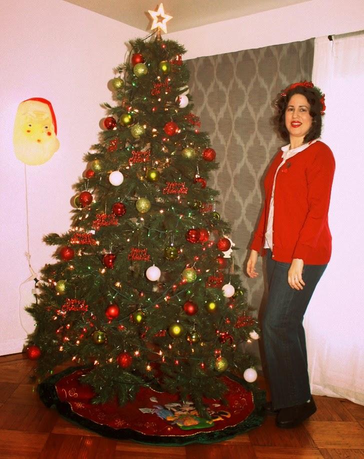 A Vintage Nerd, Vintage Blog, Vintage Christmas