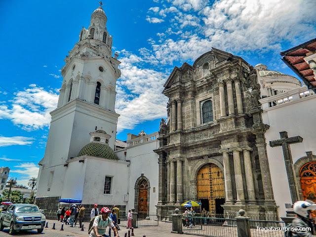 Igreja de El Sagrario, Quito, Equador