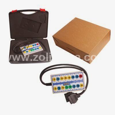 OBDII Protocol Detector & Break Out Box | www zolichina com