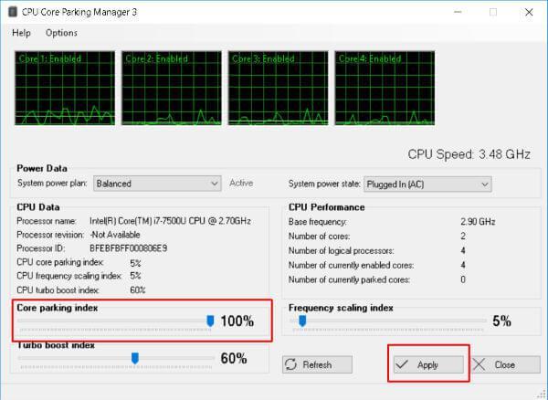 كيفية تحسين اداء الالعاب علي ويندوز 10 من خلال اعدادات النظام