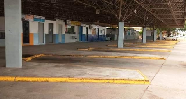Transporte intermunicipal é suspenso em Brumado e mais três cidades