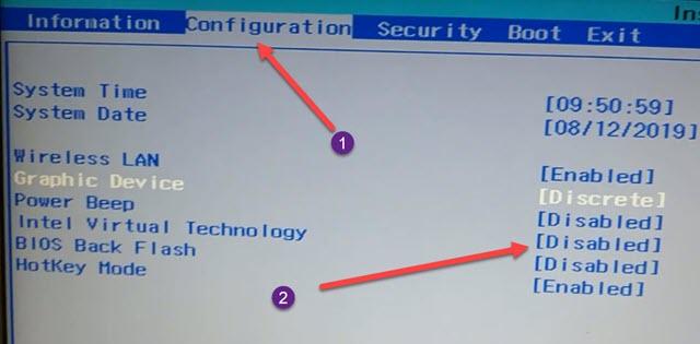 scheda-configuration