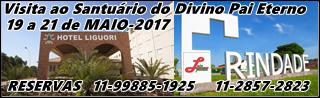 Trindade Goiás Viagem