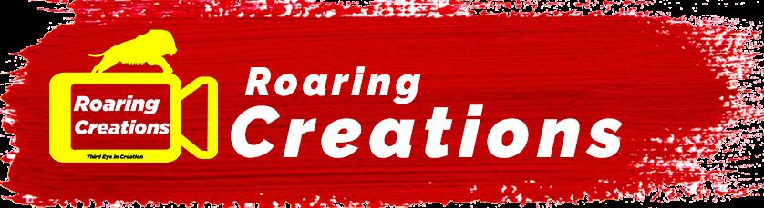 Roaring Creations - Third Eye in Creation
