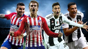 Prediksi Skor Atletico Madrid vs Juventus 21 Februari 2019
