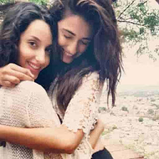 Disha Patani With Nora Fatehi
