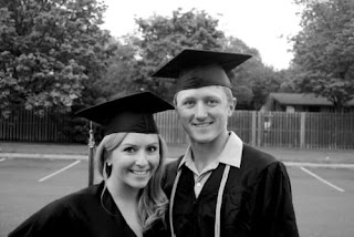 Mackenzie Hughes And His Wife Jenna Shaw Graduating Together From Kent State