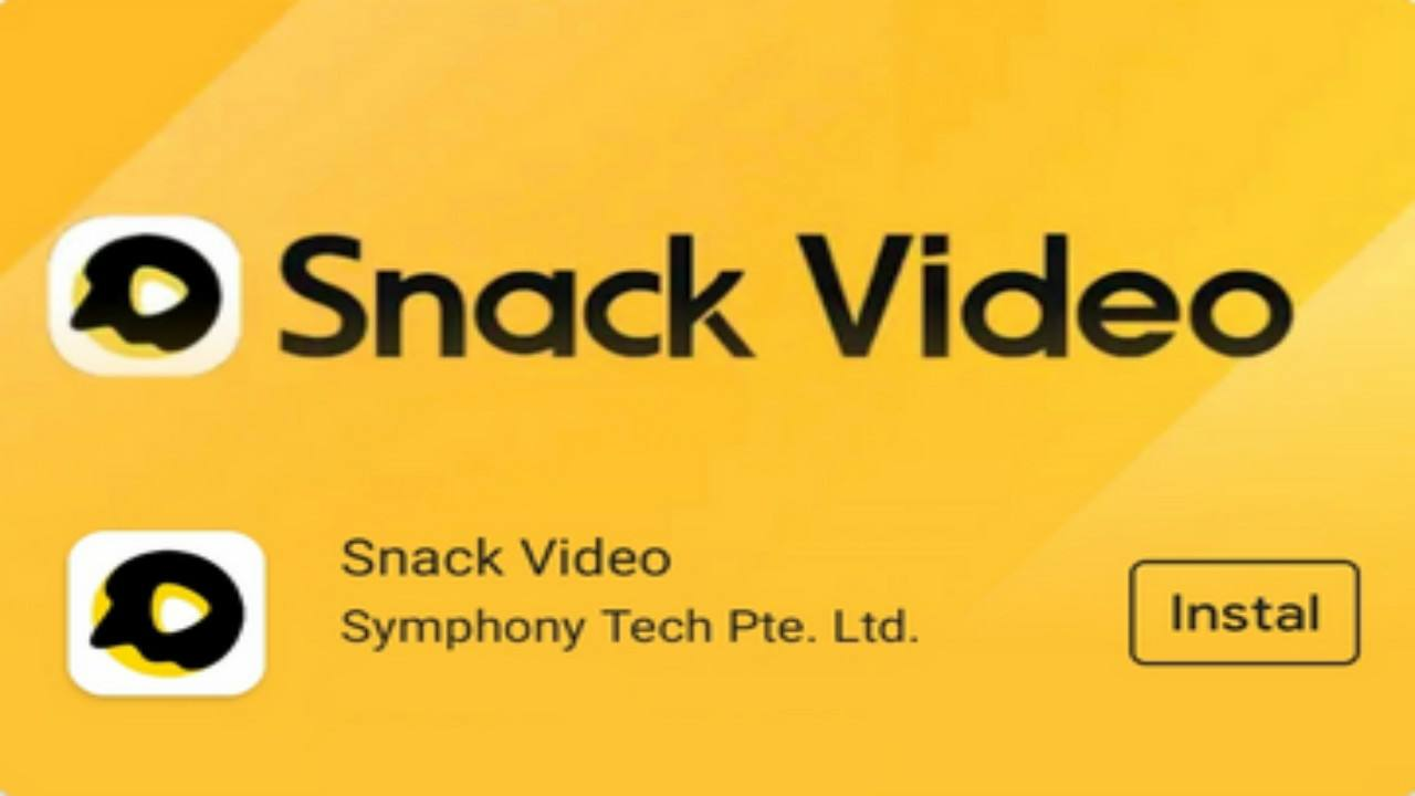 Salah Satu Aplikasi Penghasil Uang Diantara Snack Video Tiktok Dan Clipclaps