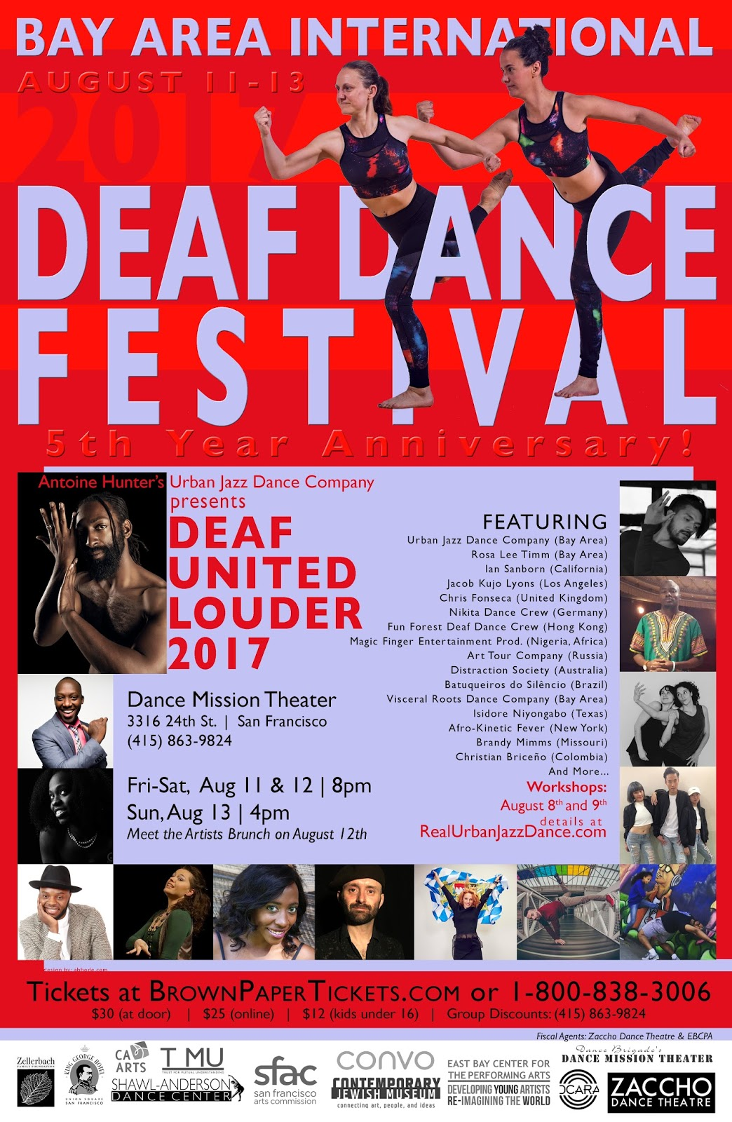 deaf dancing Dangerous decibels: dancing until deaf by ed walsh the bay area reporter /hear march 30, 2000 (san francisco) what that's how you could be starting your conversations in a few years if you attend one of san.