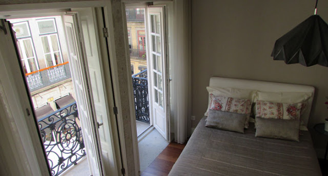 Apartamentos para se hospedar no Porto