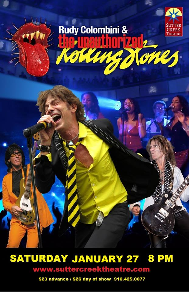 The Unauthorized Rolling Stones - Sat Jan 27