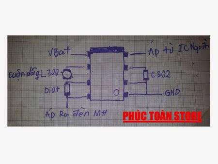 Chia sẻ câu đèn Việt V8404 alt