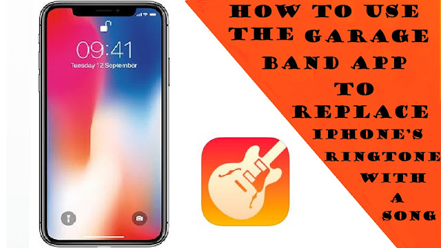 Use the GarageBand App to Replace Your iPhone's Ringtone