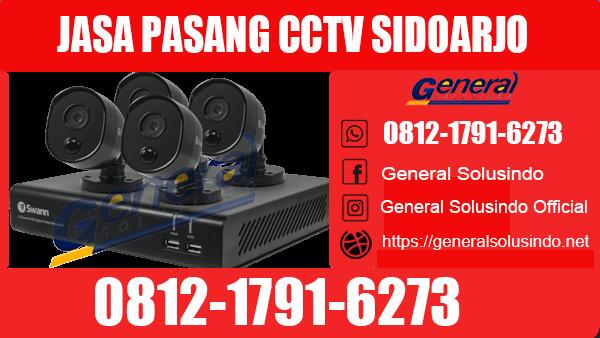 Jasa Pasang CCTV Krembung