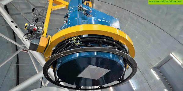 El Grantecan actualiza OSIRIS, su instrumento más relevante