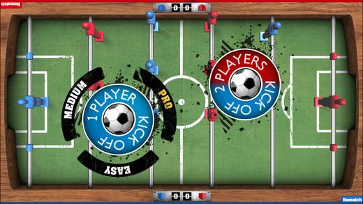 Foosball by Illusion Labs