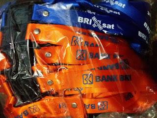 Tempat Produksi Tali ID Card Lanyard Di Jakarta Paling Berkualitas