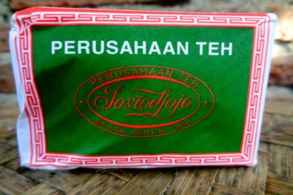 Iklan Teh Cap Berko Produksi Perusahaan Teh Sosrodjojo PT. Gunung Slamet Tegal Indonesia