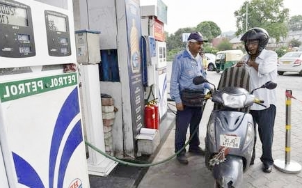 Fuel price hike for 21 consecutive days: Petrol price has gone up by Rs 0.25 and diesel by Rs 0.21.